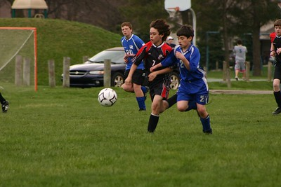 U-14 (Snow) Spring Soccer
