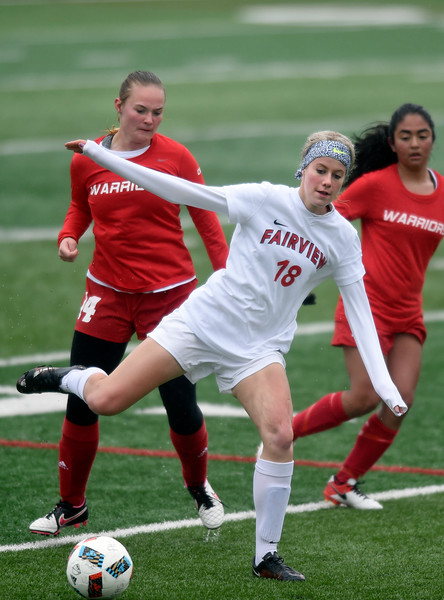 Fairview vs Grand Junction Central Soccer