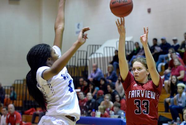 Fairview Girls Hoops