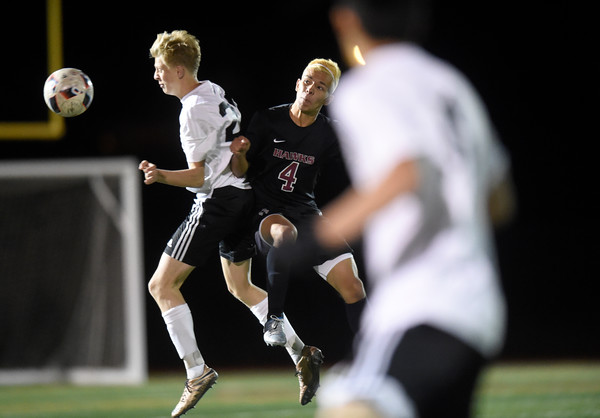 Fairview vs Horizon boys soccer playoffs