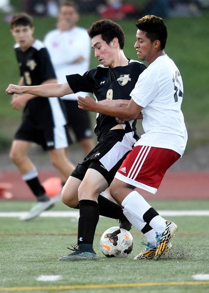 Fairview vs Monarch Boys Soccer
