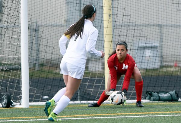 Fairview vs Monarch Girls Soccer