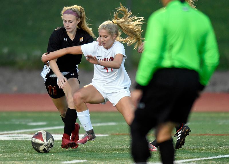 Fairview vs Rocky Mtn Girls Soccer