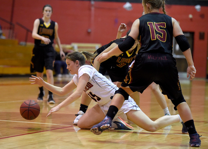 Fairview vs Rocky Mountain Girls Hoops