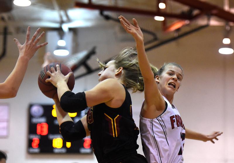 Fairview vs Rocky Mountain Girls Hoops