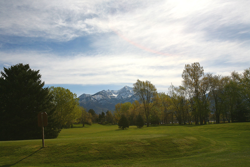View From Fairway