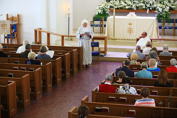 Thank-you Fr. Tregarthen