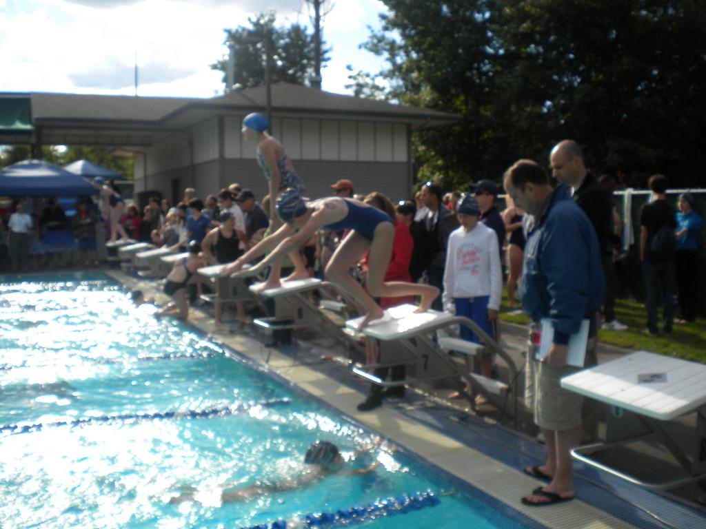 2012 Fairwood Swim Pictures