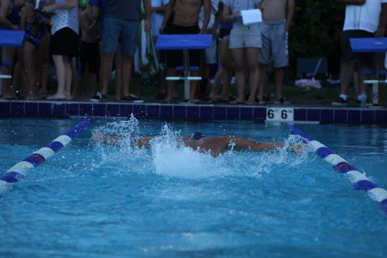 2014 Fairwood A Meet vs MICC July 8