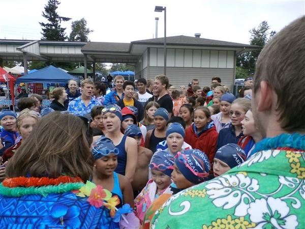 2014 Fairwood Swim Member Photos