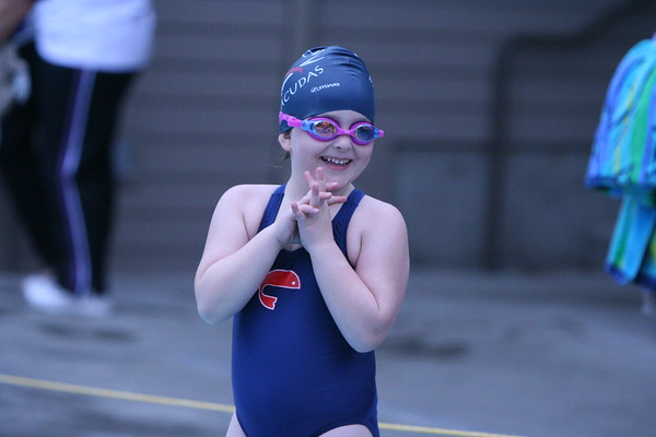Fairwood Swim 2010