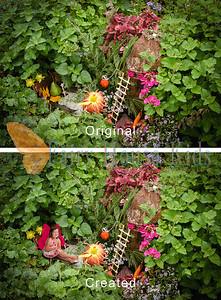 Ivy Garden Fairy  Item #PsUnK-8151