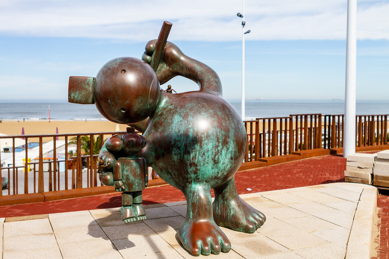 Fairytale Sculptures by the Sea,