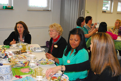 FBC Mothers Day Banquet  01 May 2014