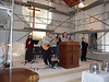 Singing with the Lord's Supper during the Renovation