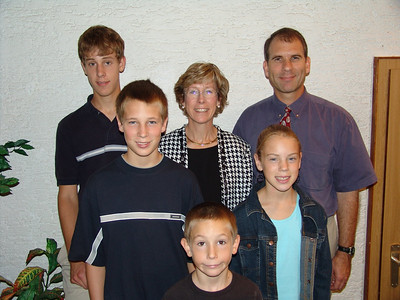 Faith Baptist church Members