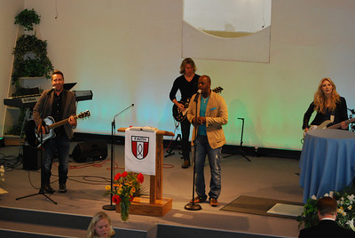 Sunday Morning 18 May 2014 with the Doug Pierce Band at Faith Baptist Church