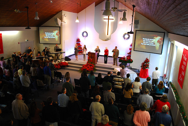 The Newells Last Sunday Morning at Faith 11 December 2011