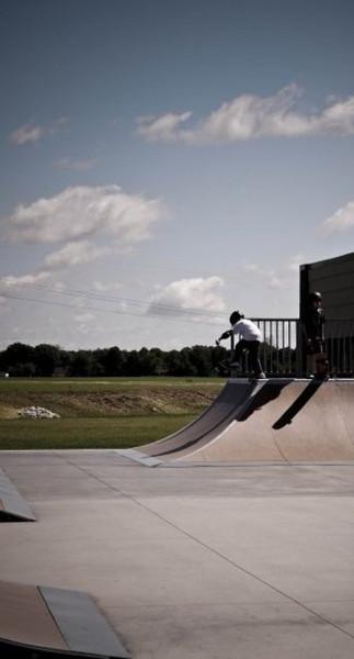 Lafayette Community Skate Park