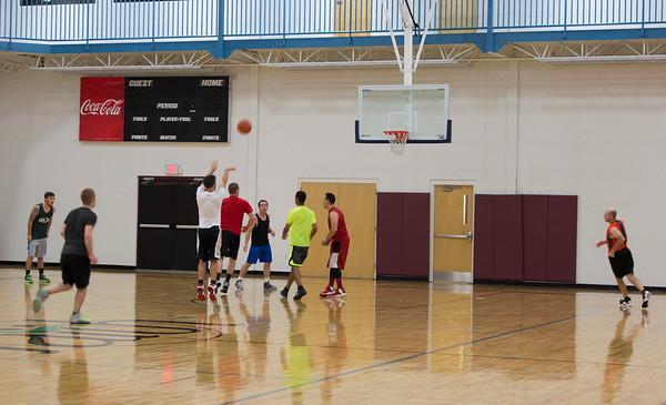 Men's Morning Basketball