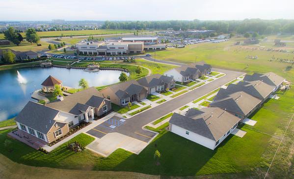 Senior Living Community Completion