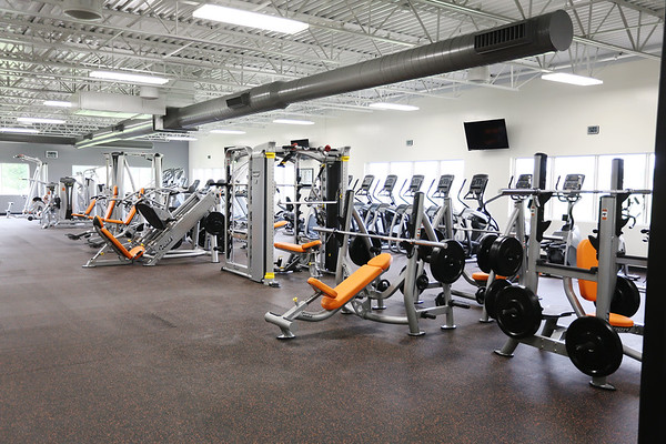 2017 Fitness Center Equipment