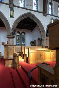 Sanctuary, St Paul's Episcopal Church, Malden, MA