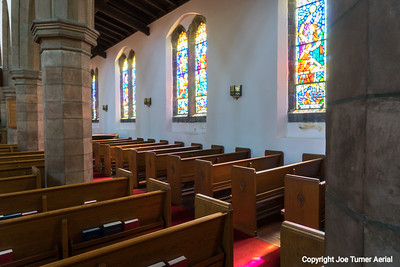 Sanctuary, St Paul's Episcopal Church, Malden, MA