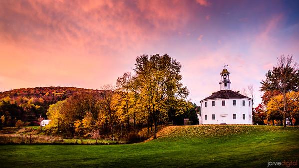 Vermont Round Church