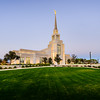 Gila Valley Temple Left Side