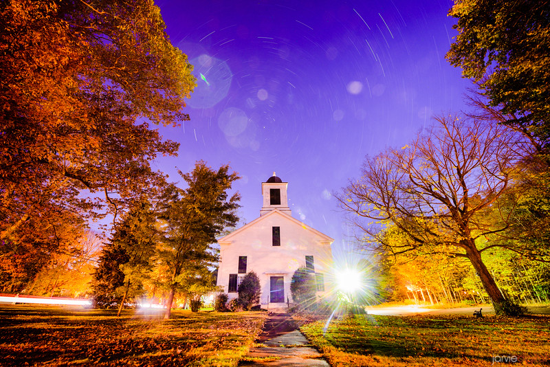 oldest maine church - 40 minute picture