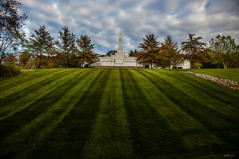 Palmyra Temple Sloping Grounds
