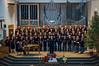The Faith and Life Choir 2005 Christmas concert at the First Mennonite Church in Winnipeg, Manitoba, Canada.
