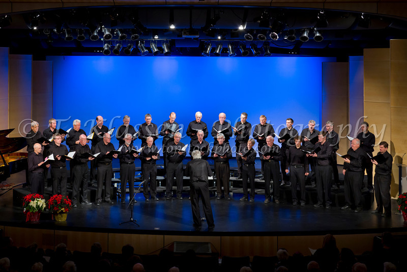 The Faith and Life Male Choir 2012 Christmas Concert at the PW Enns Concert Hall in Winkler, Manitoba, Canada.