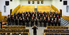 The Faith and Life Women's Chorus at their concert in Altona, Manitoba, Canada.