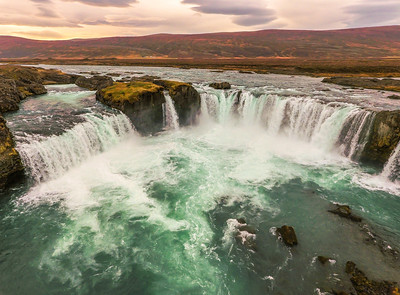 Fall at Godafoss