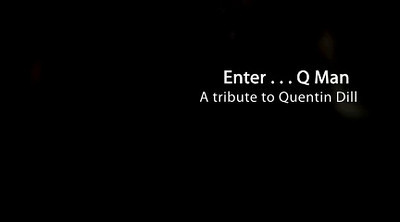 Enter Q Man