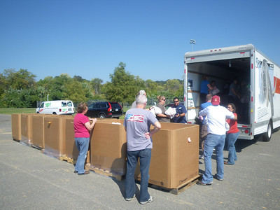 Convoy of Hope - September 22, 2012