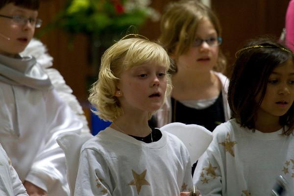 Children's Christmas Program - 2012