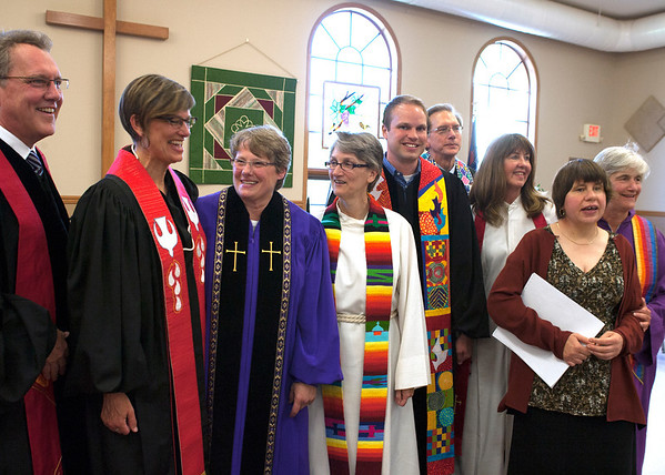 Laurene Lafointaine's Ordination & Installation