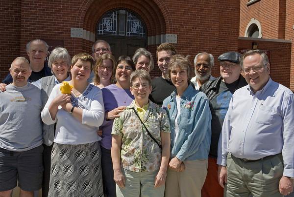 TAMFS Board 5/2007