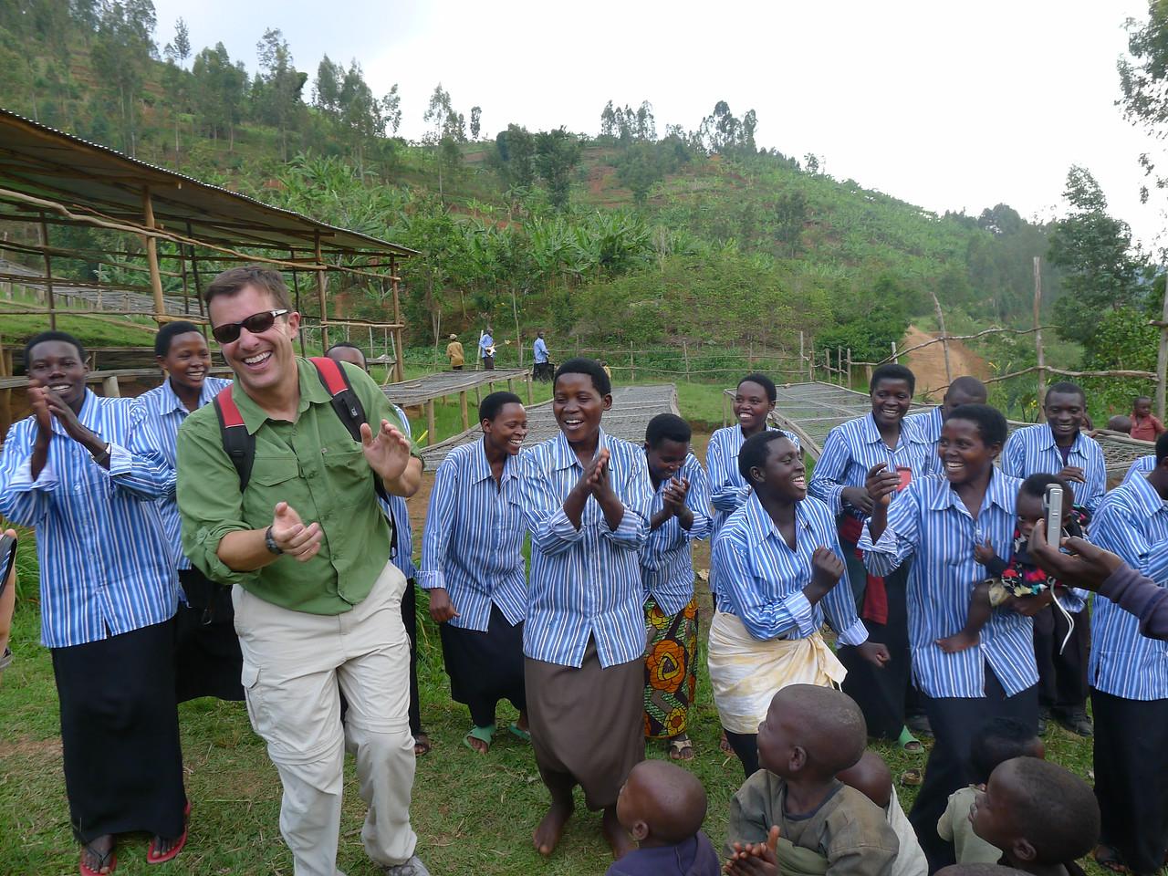 RWANDA 2010