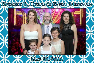 Brooke and Dylans B'nai Mitzvah