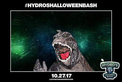 Hydro's Halloween Bash LWC 2017