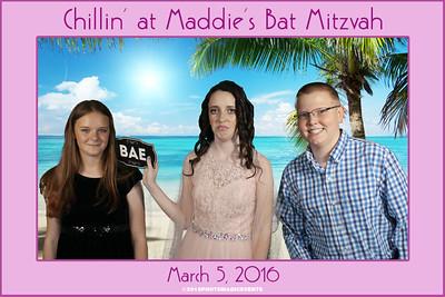 Maddie's Bat Mitzvah