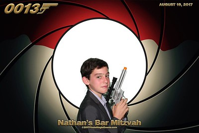 Nathan's 0013 Bar Mitzvah