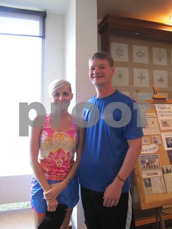 Megan and Dave Ruzicka