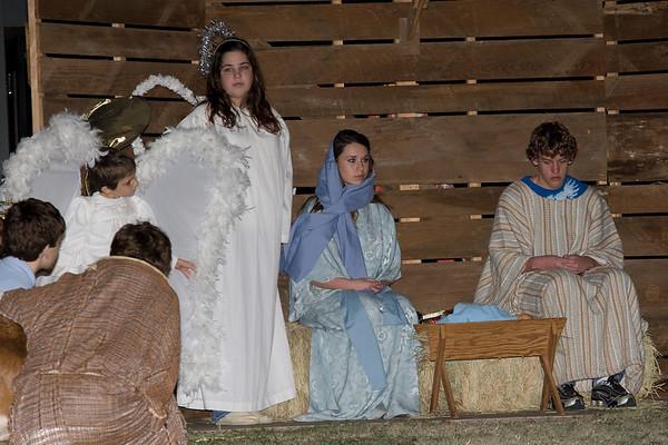 Live Nativity - 2009
