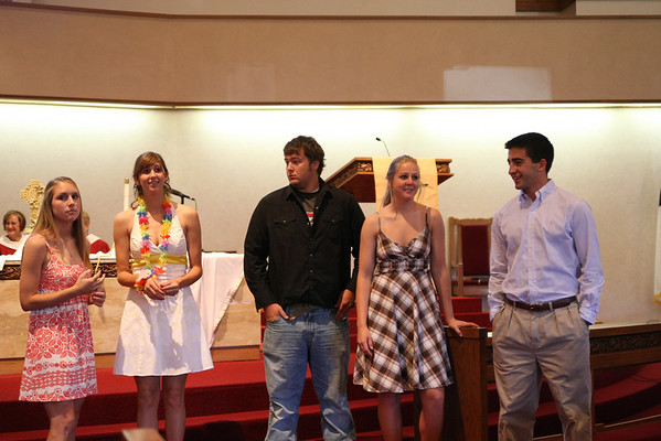 Senior Graduate Day 2008