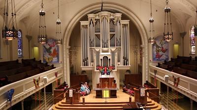 2014.10.26 Postlude: Fugue in D major, BWV 532 - J.S. Bach